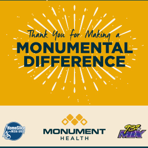 Let's Make A Monumental Difference!